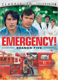 Image result for emergency! tv show cover