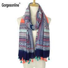 new big size scarf women shawls