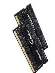 Комплект <b>модулей памяти HyperX Impact</b> 8 ГБ (2х4 ГБ ...