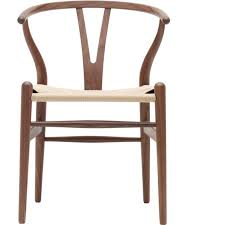 oak wishbone dining chairs