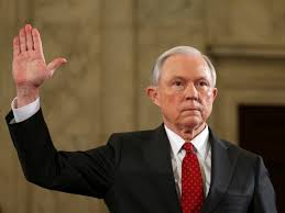Image result for jeff sessions oath