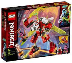 <b>Конструктор LEGO Ninjago</b> 71707 <b>Реактивный</b> самолёт Кая ...