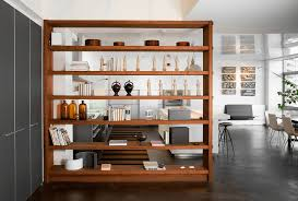 Living Room With Bookcase 28 Creative Open Shelving Ideas Freshomecom