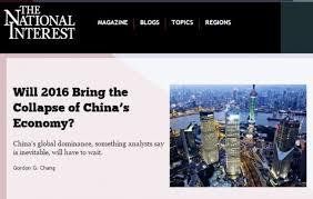 「中國正在崩潰」的圖片搜尋結果