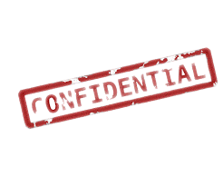 Image result for confidential