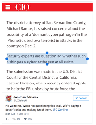 your right to encryption iphone legal challenge update in a follow up e mail to ars zdziarski added this reads as an amicus designed to mislead the courts into acting irrationally in an attempt to