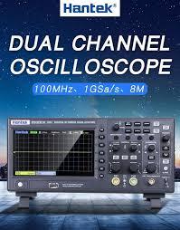 Hantek DSO2D10 Digital Oscilloscope 2CH+1CH Digital Storage ...