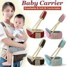 <b>0-36 Months Baby Carrier</b> Anti-slip Waist Seat Sling Backpack Belt ...