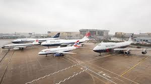 The <b>big</b> picture: British Airways brings together <b>retro</b> liveries ...