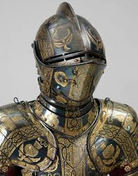 Image result for engraved plate armour