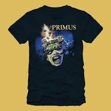 <b>Primus</b> - <b>Antipop</b> T-Shirt 2018 | <b>PRIMUS</b> - Seven Remastered ...
