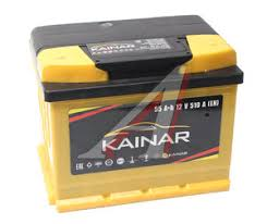 6СТ55 Аккумулятор <b>KAINAR</b> 55А/ч - 6СТ55 - фото, цена ...