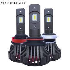 Car Parts 2x <b>120W</b> 15000LM <b>H7</b>/ H4/H11/9005/9006 <b>LED</b> CREE ...