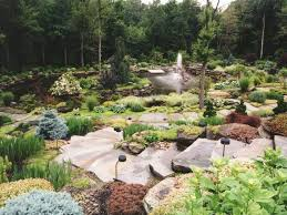 Small Picture Garden Design Garden Design with Rock garden GardenPuzzle online