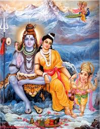 Lord Shiv Parivar Parvati Ganesh Kartikey Pictures for free download