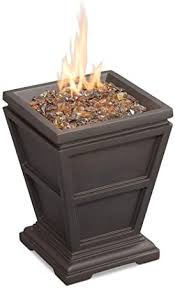 Endless Summer GLT1343B LP Gas Firepit, Brown ... - Amazon.com