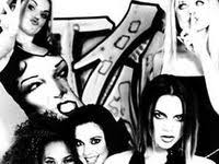 211 Best black and <b>white</b> spice images | <b>Spice girls</b>, Black and <b>white</b> ...