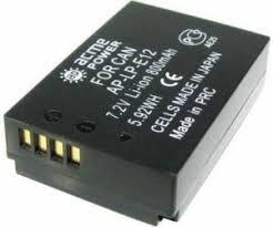 Купить <b>Аккумулятор ACMEPOWER AP</b>-LP-E12, для системных ...