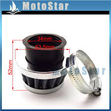 Air Filter Pod Cleaner <b>35mm</b> For <b>50cc</b> 70cc 90cc 110cc Engine ...