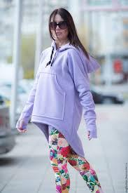 Женская, <b>фиолетовая толстовка</b> из хлопка - TP0709W3 ...