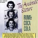 Rum & Coca-Cola: Best of the Andrews Sisters