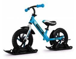 Купить <b>Беговел на лыжах</b> Small Rider Combo Drift синий в СПб в ...