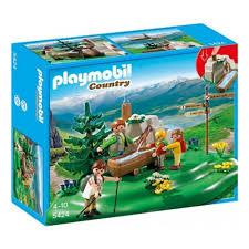 <b>Конструктор PLAYMOBIL</b> 5424 В горах. <b>Семья</b> альпинистов у ...