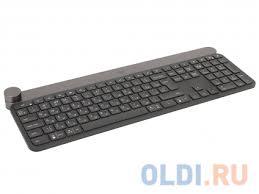 Беспроводная <b>клавиатура</b> Logitech Wireless <b>Keyboard</b> CRAFT ...