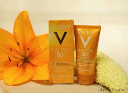 Kết quả hình ảnh cho Vichy Capital Ideal Soleil SPF50
