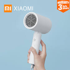 <b>Original XIAOMI MIJIA Portable</b> Anion Hair Dryer Nanoe Water ion ...