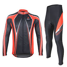 <b>ARSUXEO Men Sports Cycling</b> Clothes Bike Bicycle Suits Jersey ...