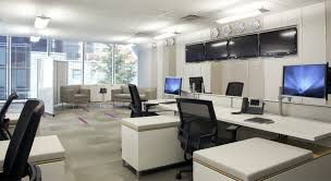 adorable interior decorating for office design picture ideas impressive with modern white table furniture and flexible chic front desk office interior design ideas