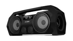 <b>Портативная акустика Sven PS-465</b> Black: купить в интернет ...