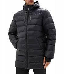 <b>Куртка</b> утепленная Reebok <b>Cl Down</b> Long <b>Jacket</b> купить в Москве ...