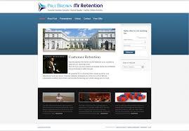 web design retention