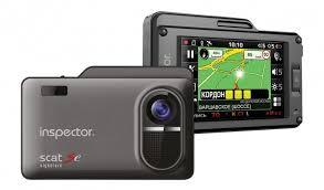 <b>Видеорегистратор</b> с радар-детектором <b>INSPECTOR SCAT Se</b> ...