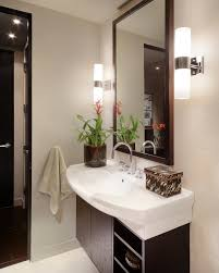 marvelous sconce lighting fixtures with porcelain sink alongside with bath accessories and top mount sink bathroom lighting sconces