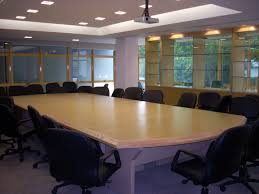 furniture interior conference room with best lighting for office