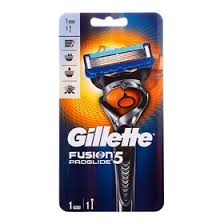 Бритвенный <b>станок Gillette Fusion Proglide</b> Flexball + 1сменная ...