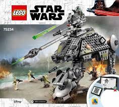 <b>LEGO 75234</b> AT-AP Walker Instructions, <b>Star Wars</b>