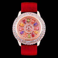Woman <b>Gypsophila</b> Colored Diamonds <b>Watches</b> Ladies Fashion ...