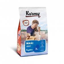 <b>Сухой корм Karmy Maxi</b> Adult Индейка 2кг