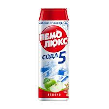 Универсальное <b>чистящее средство Пемолюкс</b> Сода 5 порошок ...