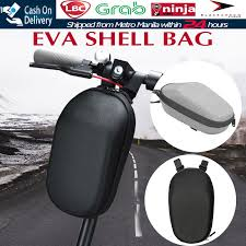 <b>Bicycle</b> Bag <b>Bicycle</b> Front Tube Pack Folding Scooter <b>Eva Hard</b> ...