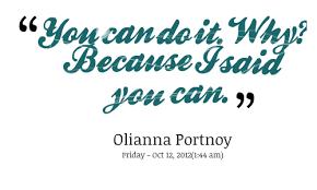 YOU CAN DO IT Quotes Like Success via Relatably.com