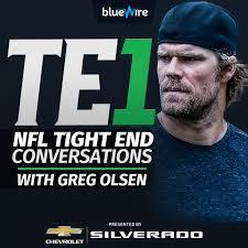 TE1 with Greg Olsen