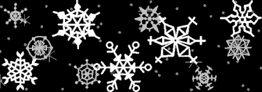 Image result for snowflakes falling