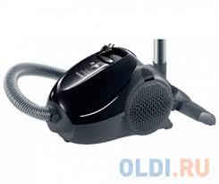 <b>Пылесос Bosch BSN</b> 2100 RU черный, 2100/330, мешок для пыли ...