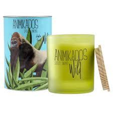 <b>Свеча ароматическая Ambientair Gorilla</b> амбровый - цена, фото ...