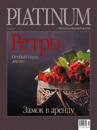 Platinum Nr 13 by Fenster Publishing - issuu